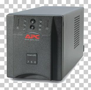 APC By Schneider Electric APC Smart-UPS 750VA LCD PNG