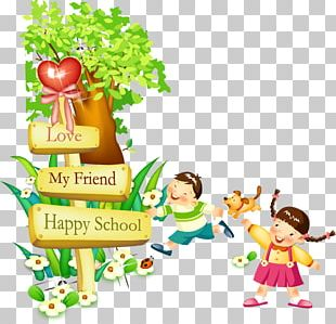 Child Cartoon PNG