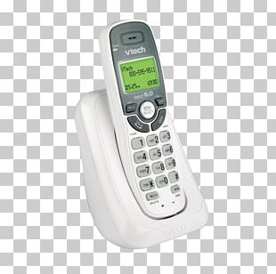 Feature Phone Mobile Phones VTech CS6114 Telephone PNG