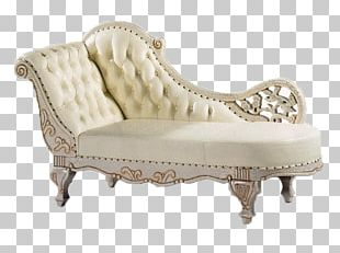 Chaise Longue Furniture Couch Chair Living Room PNG