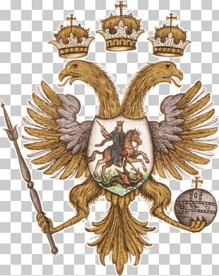 Tsardom Of Russia Russian Empire Coat Of Arms Of Russia PNG