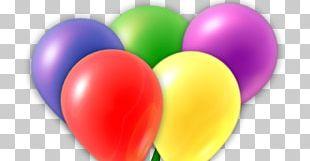 Balloon Birthday Computer Icons PNG