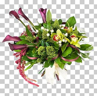 Flower Bouquet Floral Design Cut Flowers Plant PNG
