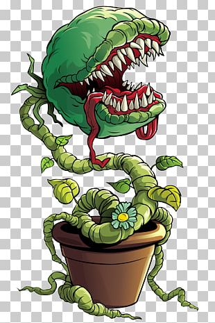 Frankenstein Venus Flytrap PNG