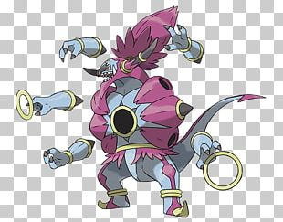 Pokémon Omega Ruby And Alpha Sapphire Pokémon Ultra Sun And Ultra Moon Hoopa The Pokémon Company PNG