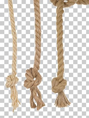 Rope Reef Knot Stock Photography PNG