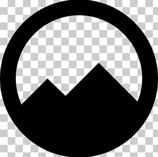 Computer Icons Mountain Circle PNG