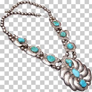 Turquoise Necklace Jewellery PNG