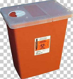 Container Sharps Waste Rubbish Bins & Waste Paper Baskets Waste Management PNG