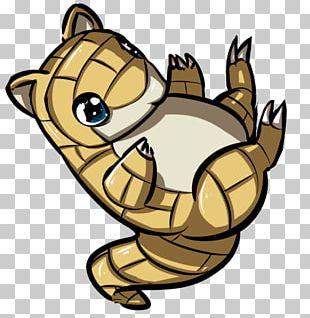 Dog Sandshrew Pokémon Art Slowpoke PNG