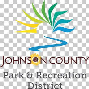Johnson County Park & Recreation District Logo Graphic Design Brand Font PNG