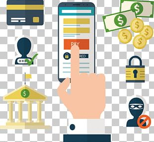 Mobile Banking Finance PNG