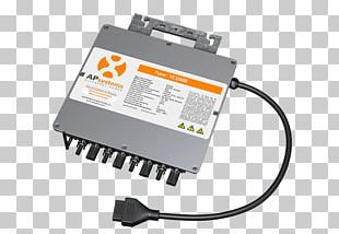 Battery Charger Solar Micro-inverter Power Inverters Three-phase Electric Power Solar Energy PNG