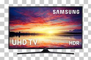 Smart TV 4K Resolution Ultra-high-definition Television Samsung LED-backlit LCD PNG