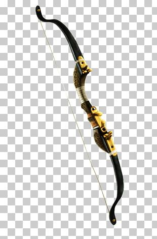 Bow And Arrow PNG