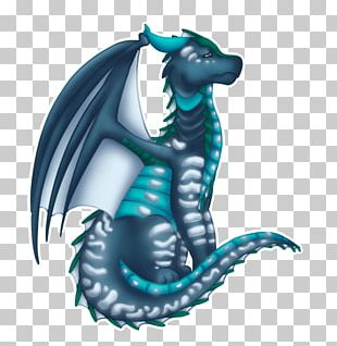 Seahorse Dragon Microsoft Azure Animated Cartoon PNG