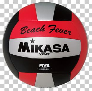 Mikasa Sports Beach Volleyball Water Polo Ball PNG