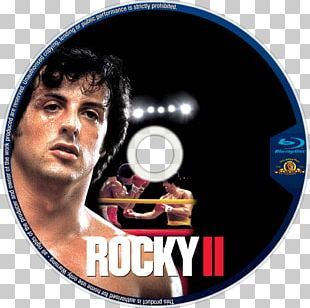 Rocky II DVD Blu-ray Disc YouTube PNG