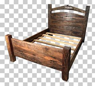 Bed Frame PNG