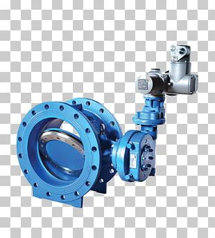 Butterfly Valve Flange Pipe Control Valves PNG