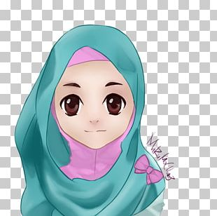 Muslim Islam Drawing Anime PNG