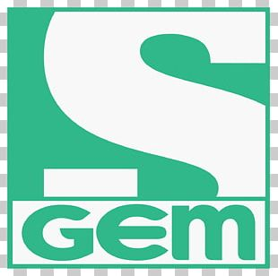 Gem TV Television Channel Logo Sony S PNG