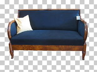 Loveseat Sofa Bed Couch Bed Frame Chair PNG