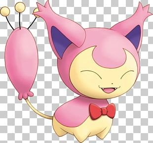 Skitty Pokemon PNG