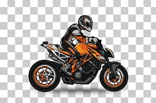KTM 1290 Super Duke R Bike Rivals Car Motorbike Games PNG