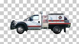 Truck Bed Part Car Tow Truck Commercial Vehicle Emergency Vehicle PNG