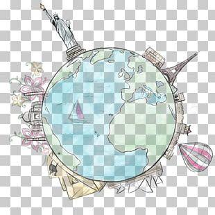 Circle Organism Font PNG