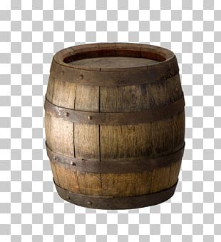 Red Wine Oak Alcoholic Drink Barrel PNG