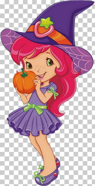 Strawberry Shortcake Charlotte Muffin PNG