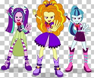 My Little Pony: Equestria Girls Rainbow Dash The Dazzlings Sunset Shimmer PNG