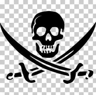 Piracy Logo Jolly Roger Gasparilla Pirate Festival PNG