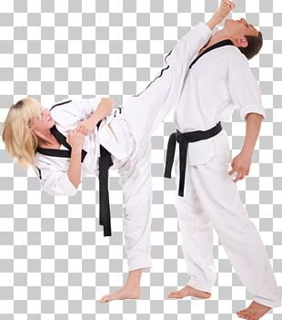 Taekwondo Martial Arts Self-defense Karate Kick PNG