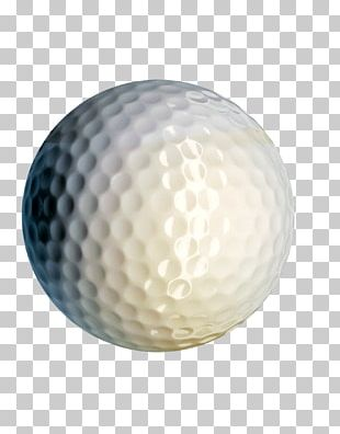 Golf Ball Computer File PNG