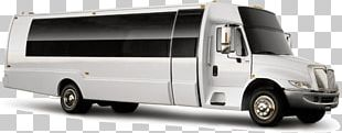 Luxury Vehicle Airport Bus Car Commercial Vehicle PNG