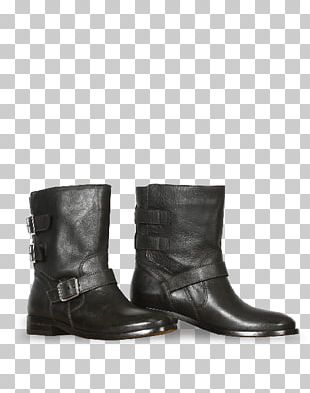 Motorcycle Boot Riding Boot Cowboy Boot Leather Shoe PNG