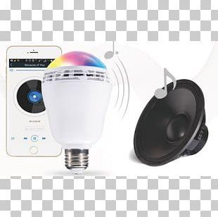 Incandescent Light Bulb LED Lamp RGB Color Model PNG