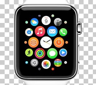 Apple Watch Series 2 Smartwatch PNG