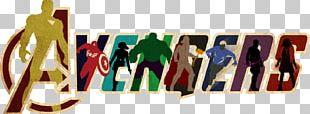 Hulk Iron Man Spider-Man Avengers Logo PNG