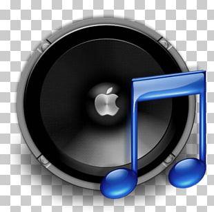 Loudspeaker Computer Icons Apple Speaker Wire PNG