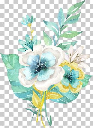 Watercolor: Flowers Watercolor Painting Drawing Art PNG