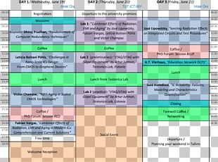 Summer School School Timetable Education Course PNG
