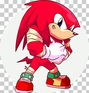 Knuckles The Echidna Sonic The Hedgehog 3 Video Game Joint Muscle PNG