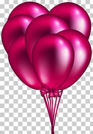 Balloon Red Stock Photography Birthday PNG