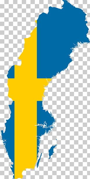 Flag Of Sweden Map Union Between Sweden And Norway PNG