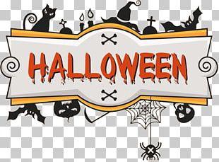 Halloween Costume Banner PNG
