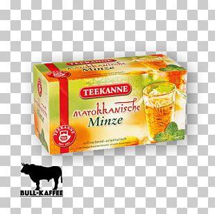 Maghrebi Mint Tea Peppermint Teekanne Nanaminze PNG